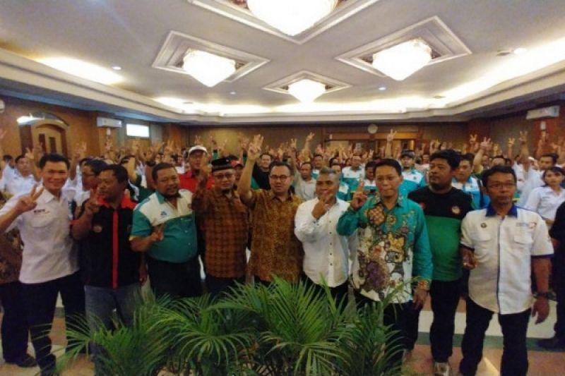 Serikat Pekerja: Nilai Pemprov Jateng gagal perbaiki nasib buruh