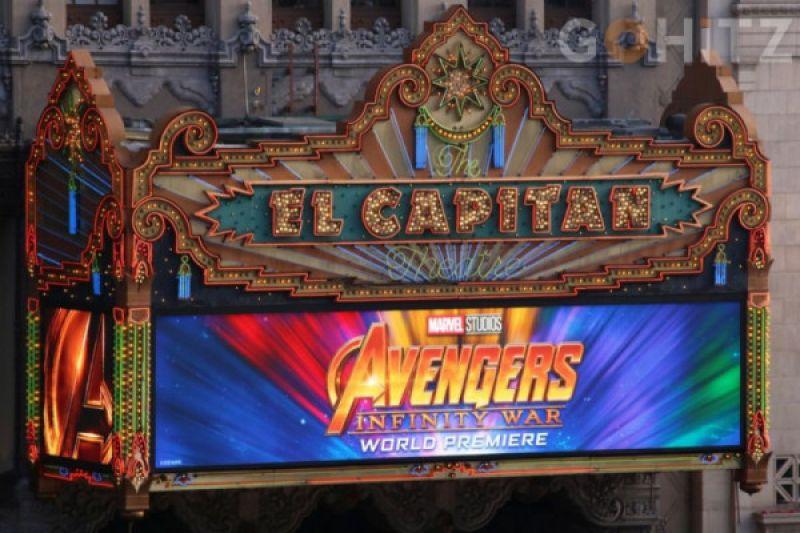 Avengers Infinity War film superhero paling kelam tahun ini