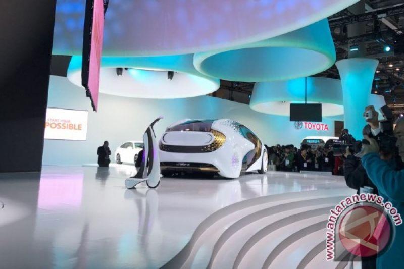 Toyota hadirkan mobil bisa