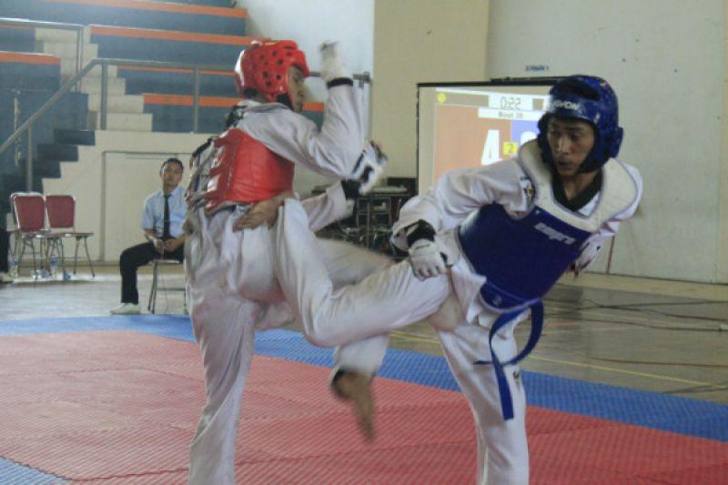 UNS juara umum Ligama Taekwondo Indonesia 2018