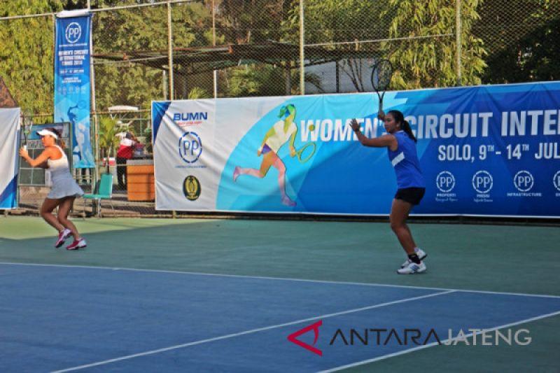Ganda Indonesia lolos semifinal Women's International