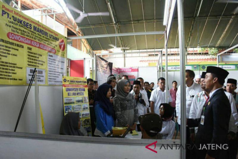 44 perusahaan ikuti Job Fair Batang