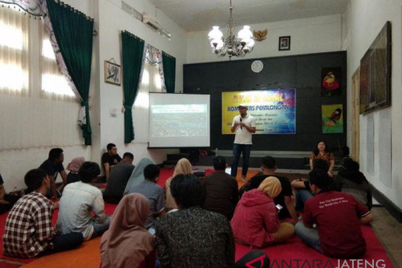 19 komunitas berkolaborasi tangani rob Pekalongan