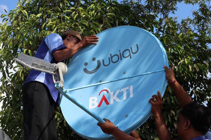 Mudahkan koordinasi, Kominfo tambah telepon satelit ke NTB