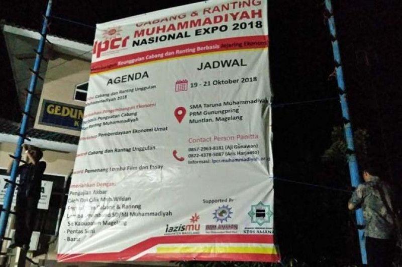 Desa Gunungpring tuan rumah Cabang-Ranting Muhammadiyah Expo
