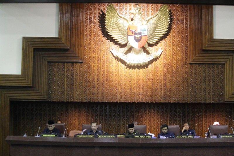 DPRD Jateng selesaikan pembahasan perubahan Perda RTRW