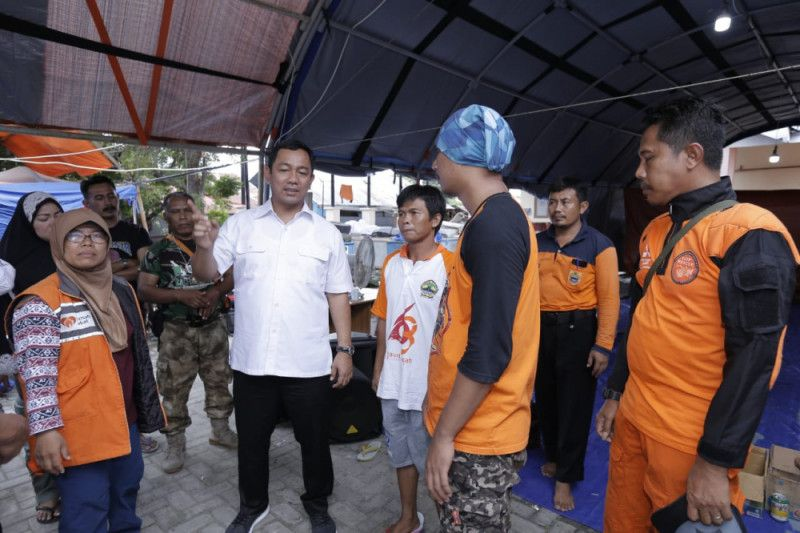 Wali Kota Semarang semangati relawan di Palu