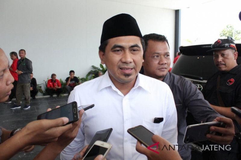 Santri Jateng solid dukung Jokowi-Amin, kata Gus Yasin