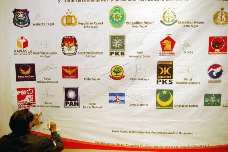 Deklarasi pemilu damai pfwvdx prv
