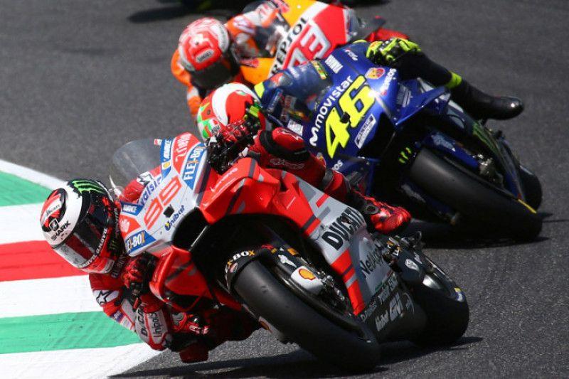 Michelin sediakan ban belakang asimetris MotoGP Motegi