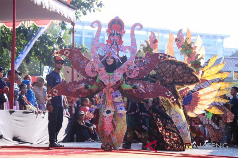 Pekalongan gelar Festival Pekan Batik Nusantara