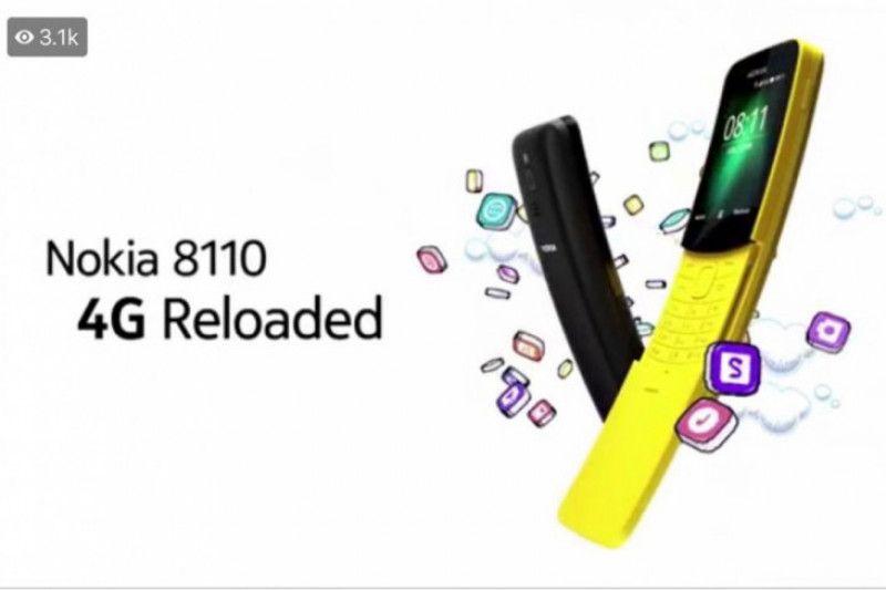 Ini alasan Nokia Pisang tidak akan masuk Indonesia