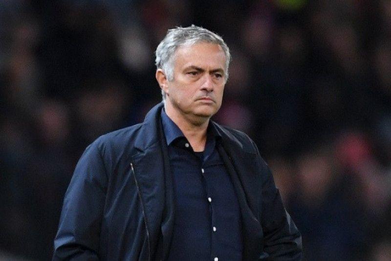 Mourinho umbar pujian meski hanya raih hasil imbang