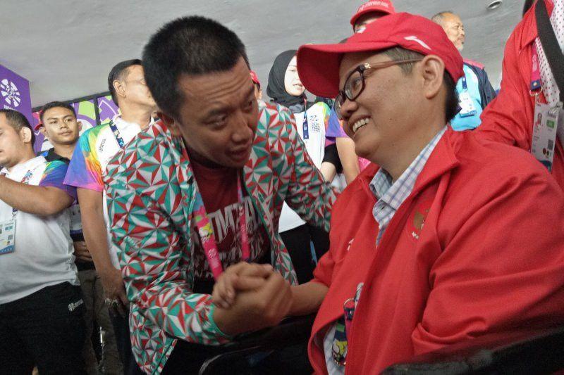 Menpora Imam Nahrawi janji perjuangkan harapan atlet disabilitas
