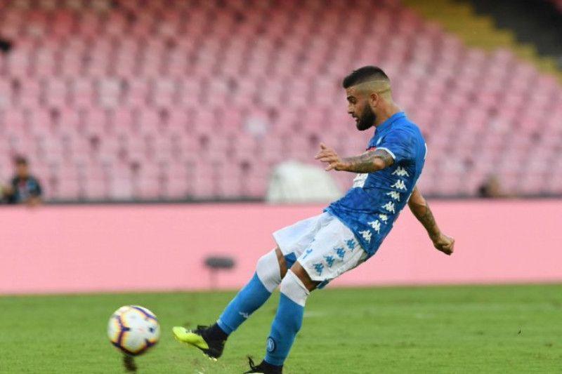Hasil pertandingan dan klasemen Liga Italia, Napoli tempel Juventus