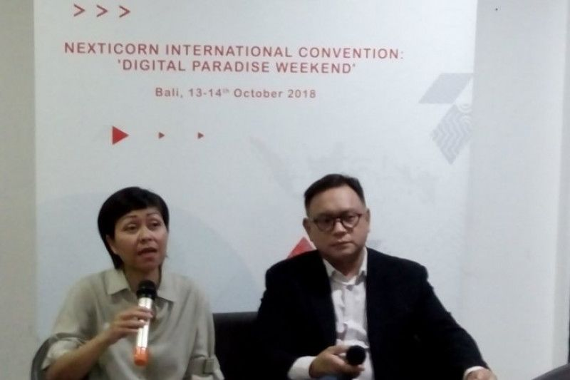 NextICorn 2018 akan digelar di Bali 13-14 Oktober 2018