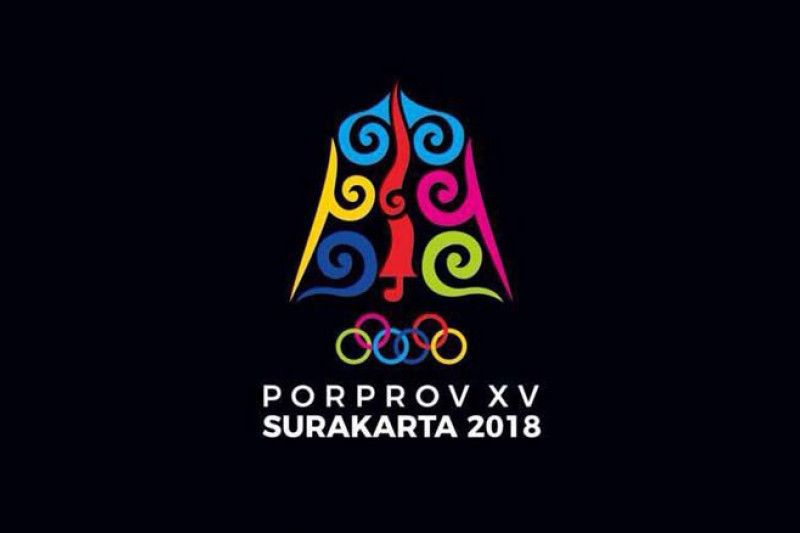 Klasemen perolehan medali Porprov Jawa Tengah 2018
