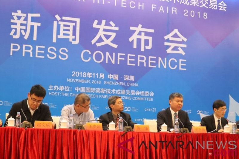 3.000 perusahaan ikuti pameran teknologi mutakhir di Shenzhen