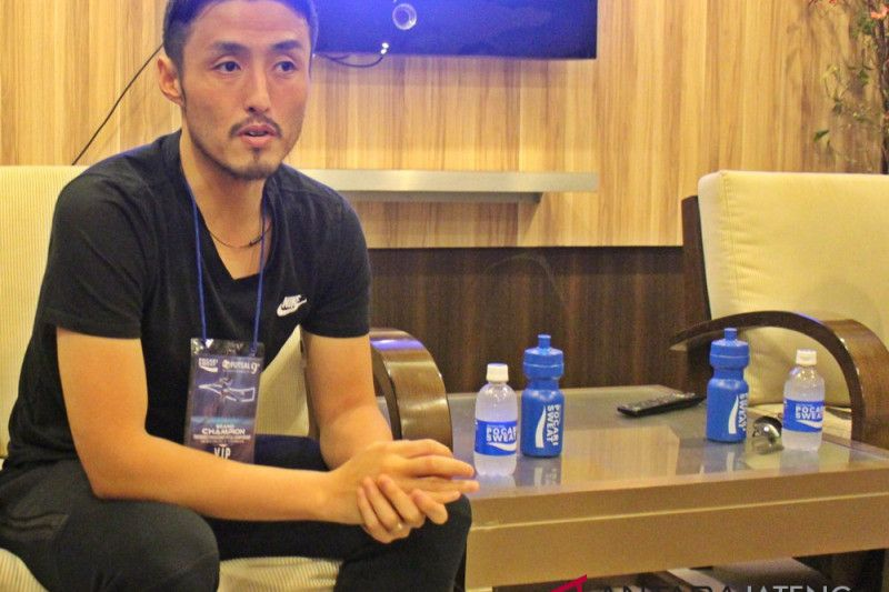 Kensuke: Turnamen futsal antar-SMA penting untuk cari bibit pemain timnas