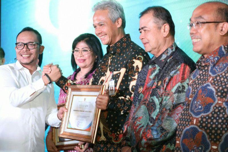 Situasi kondusif, lingkungan kerja di Jateng terbaik se-Indonesia