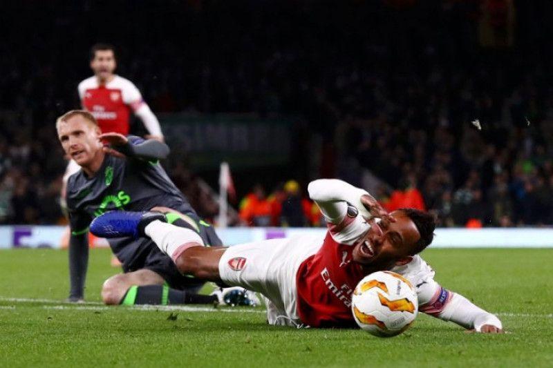 Arsenal melaju ke babak 32 besar Liga Europa