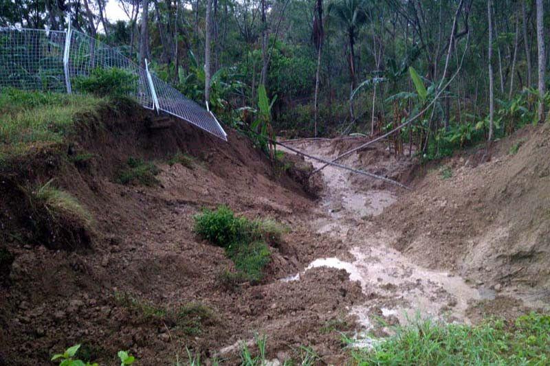 Diguyur hujan ekstrem, warga Cilacap diimbau tingkatkan kewaspadaan