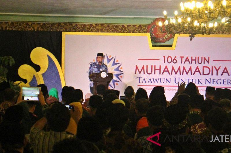 Menguji ketangguhan Muhammadiyah dari godaan politik