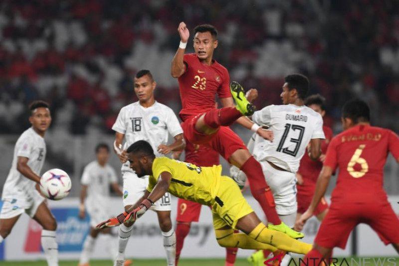 Timnas Indonesia taklukkan Timor Leste 3-1