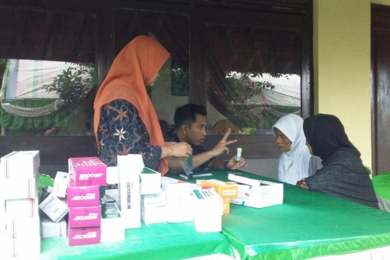 Warga Jekulo antusias manfaatkan layanan kesehatan gratis