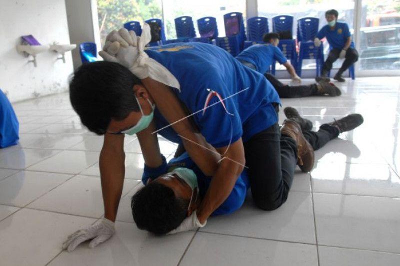 Pelatihan medical first responder phvc6p prv