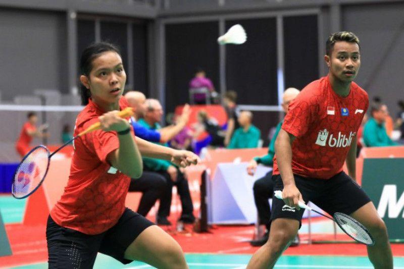 Rehan/Fadia bertekad tampil lebih baik pada laga BWF World