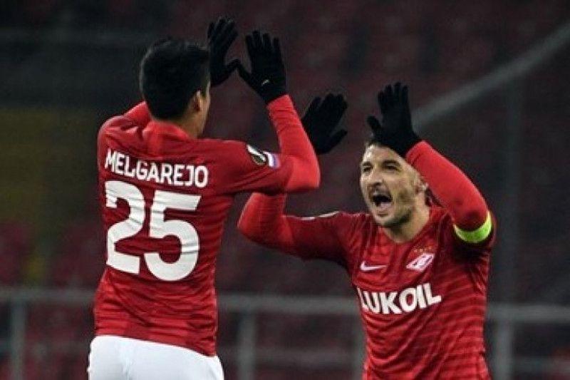 Spartak jaga asa melaju ke 32 besar usai menangi drama tujuh gol