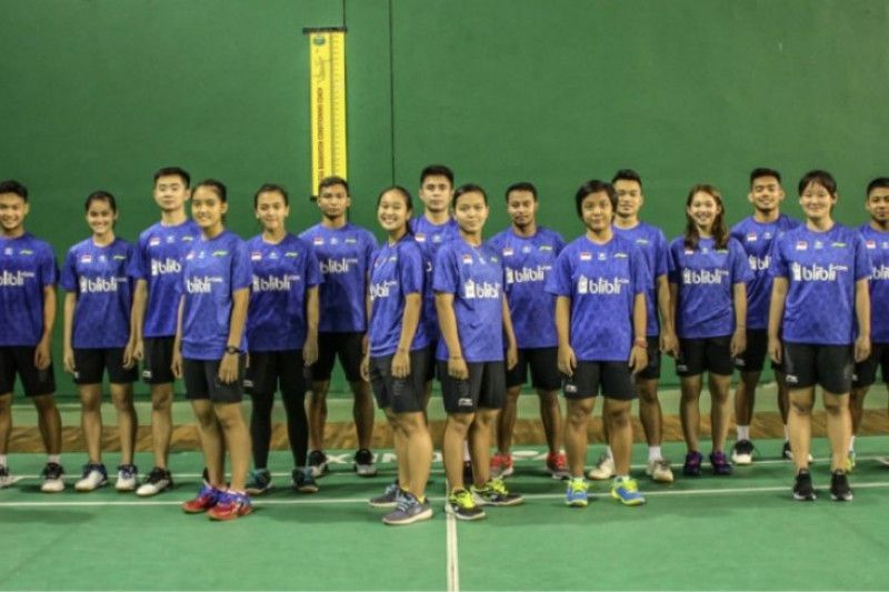 Susi Susanti: Tim junior Indonesia cepat beradaptasi