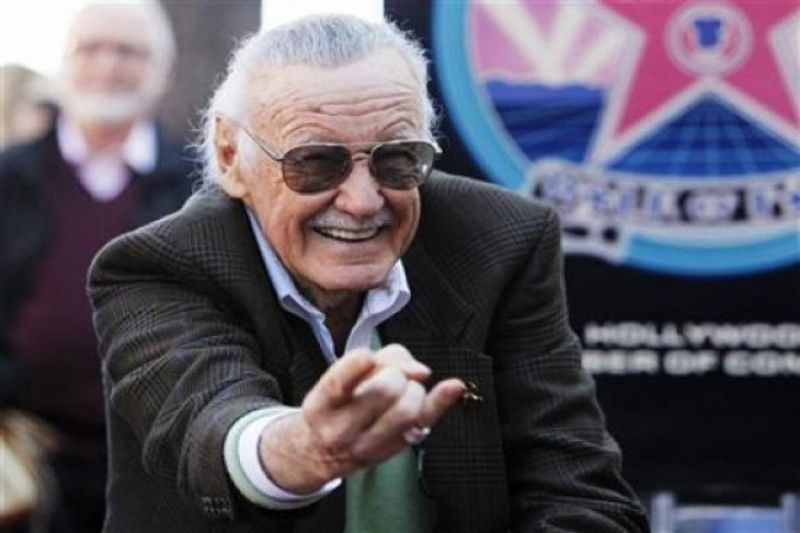 Stan Lee tutup usia pada usia 95 tahun