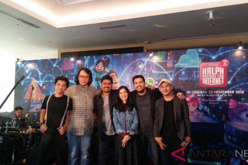 Band Payung Teduh isi original soundtrack film