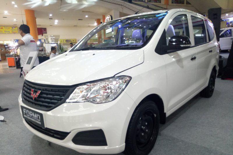 Wuling pasarkan LCV Formo, harga Rp135 jutaan