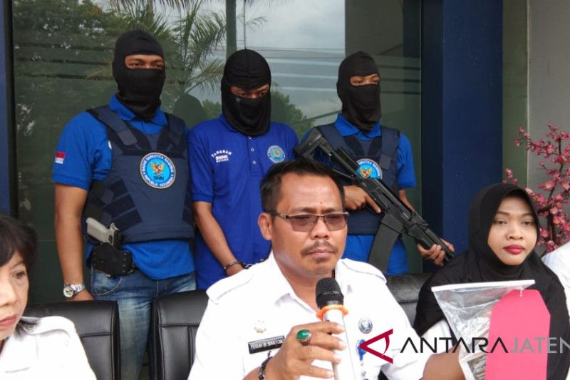 BNN Batang ungkap peredaran narkoba