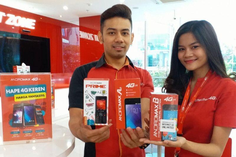 Smartfren hadirkan Andromax 4G LTE dengan harga hemat
