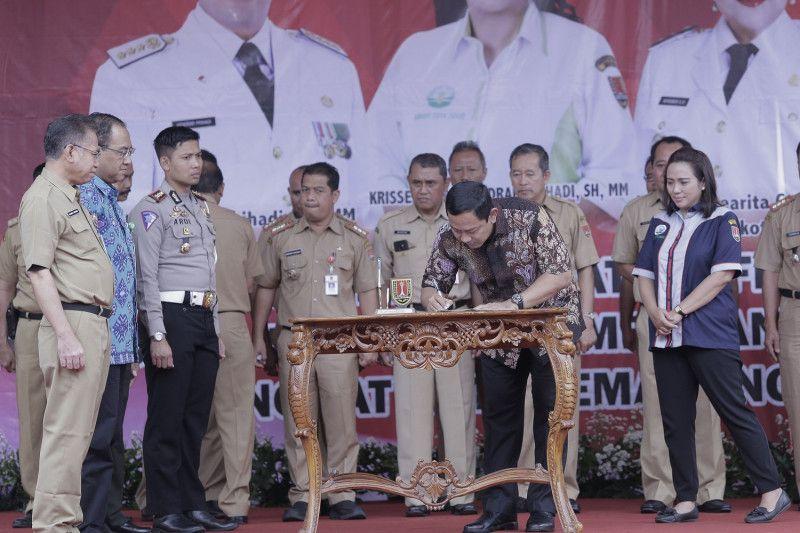 Kota Semarang targetkan bangun 1.500 jamban per tahun