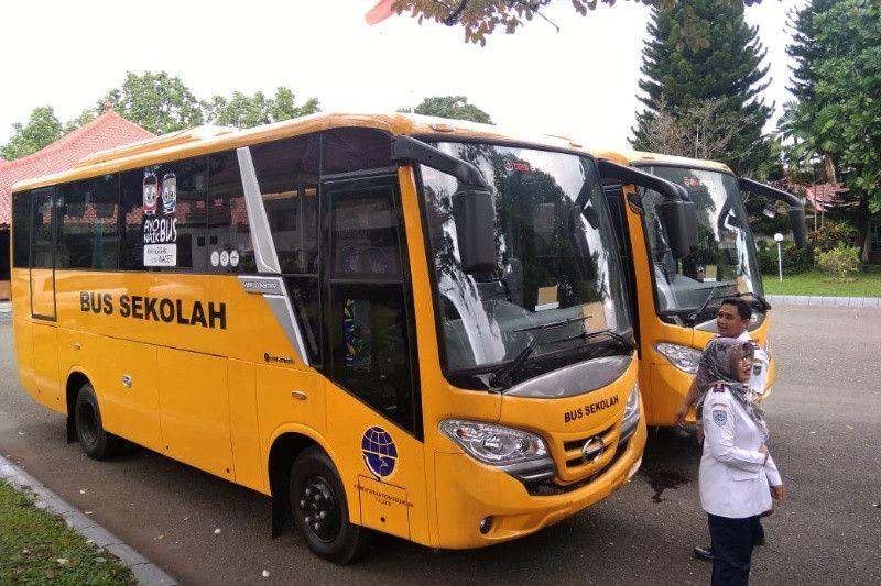 Banyumas peroleh dua bus sekolah dari Kemenhub