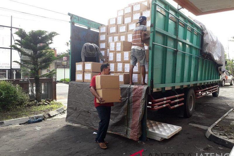 Logistik sampul