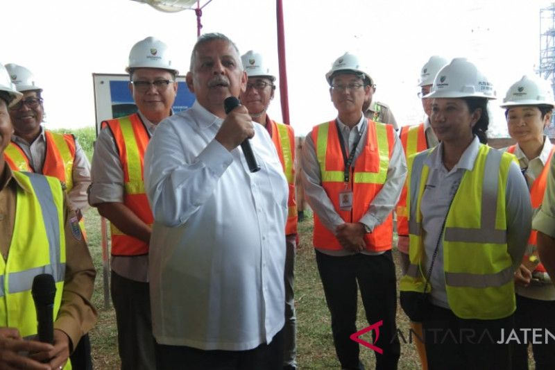 Menteri BUMN dorong Pemkab Batang kembangkan industri