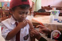 Yogyakarta berikan imunisasi measles rubella