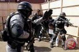 Polri melibatkan Kopassus menindak teroris