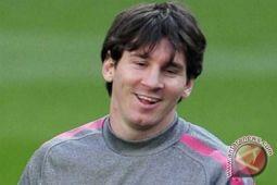 Lionel Messi diistirahatkan pada pertandingan terakhir Barcelona di Liga Spanyol