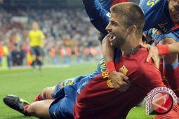 Usai main imbang, Barcelona amankan tiket 16 besar