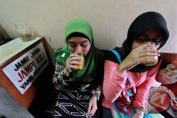 Festival Minum Jamu peringati Keraton Yogyakarta berdiri