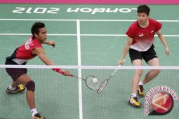 Tontowi/Liliyana melaju ke putaran dua Kejuaraan Asia
