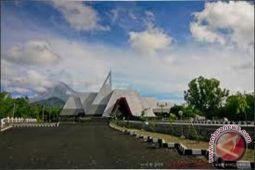 Libur tahun baru  Museum Merapi tetap buka