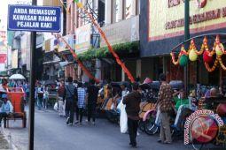 Sekitar lima juta wisatawan diperkirakan masuk Yogyakarta